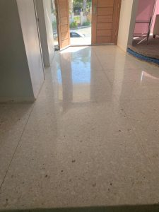 Terrazzo Floor Restoration Repair Jk Marble Maintenance